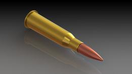 "7,62x54mmR ""Mosin-Nagant"" cartridge"