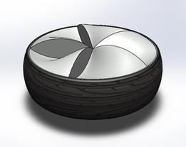 Plane Wheel Concept