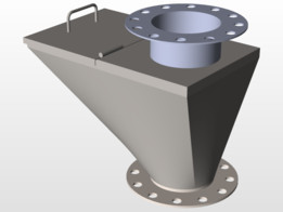 assembly hopper