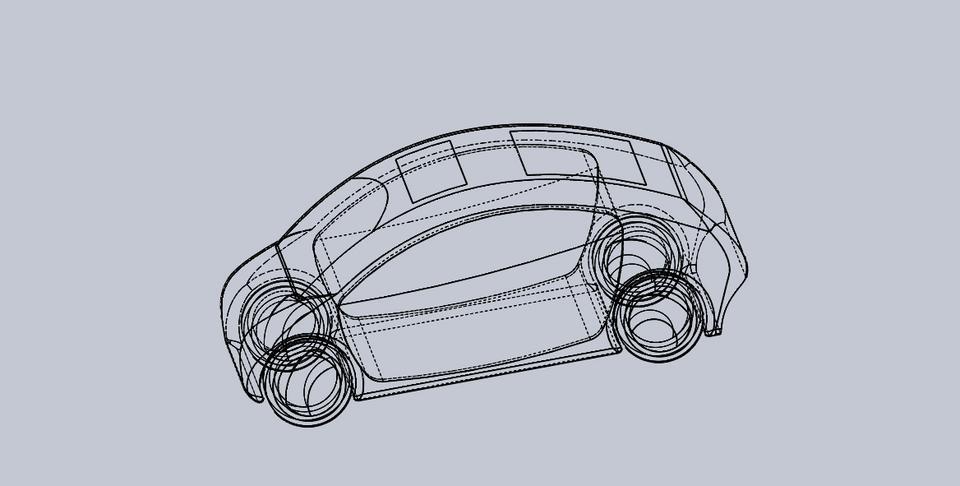 MPV | 3D CAD Model Library | GrabCAD