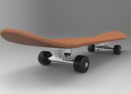 SkateBoard Assembly