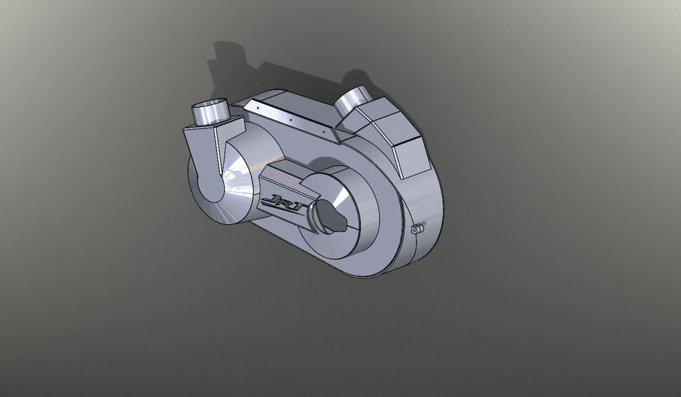 POLARIS RZR XP 1000 cvt cover | 3D CAD Model Library | GrabCAD