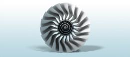 3D Printable High Bypass Fan