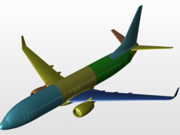 737 - Recent models | 3D CAD Model Collection | GrabCAD