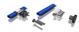 NASA Handrail Clamp Assembly