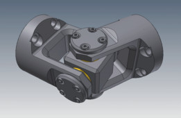 Universal Joint (Graphite Bushes)