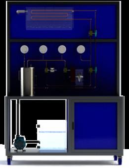 Boiler Water System Trainer Set