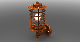 aurora (ancient style wall lamp)