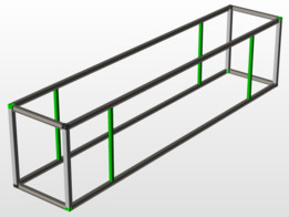 Container Frame