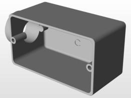 Condulete Aluminio 3/4 com Rosca Tipo C