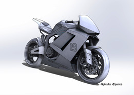SR Design Sport motorcycle