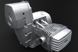 MOTO Engine KMZ