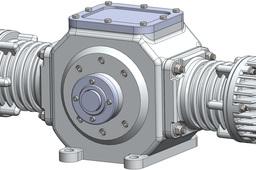Hypocycloid air compressor