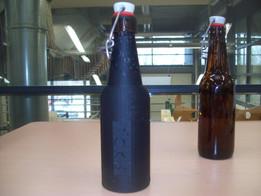 Beer bottle own design
