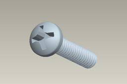 Pan Head Phillip Machine Screw M1.6