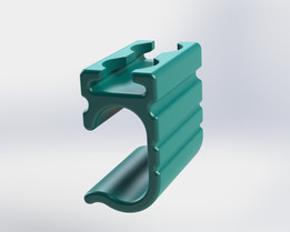 NASA Handrail Clamp - V1 (updated)