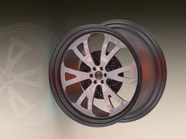 Automotive Wheel Rim