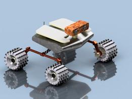 Moon Rover - Google Lunar X Prize