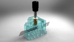 Fiber Scoring Machine