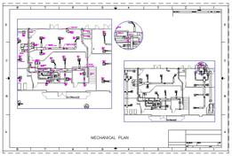 Mechanical Floor Plan