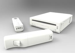 Nintendo Wii + Wiimote