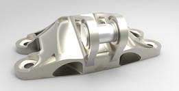 GE Jet Engine Bracket (V 3.0)