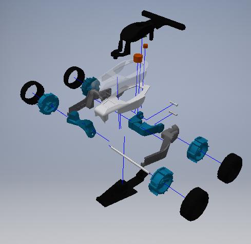 Toy Car Carro De Juguete 3d Cad Model Library Grabcad