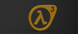 Half Life logo (Episode 3)