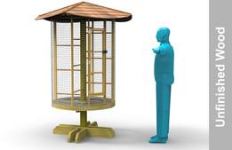 Outdoor Bird Cage