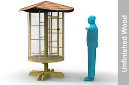 Outdoor Bird Cage