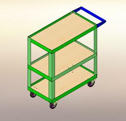 Trolley-3 step