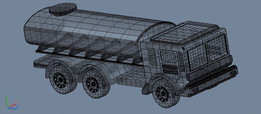 Truck tanki