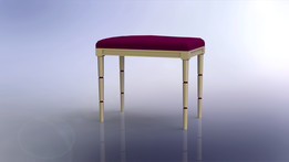 Louis XVI stool revisited