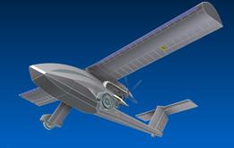 UAv (Drone) Plane