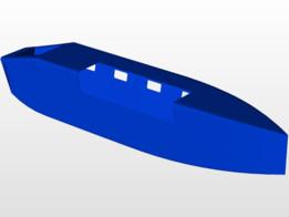 catamaran - Recent models | 3D CAD Model Collection | GrabCAD