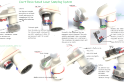 NASA Lunar Sampling System Design Challenge