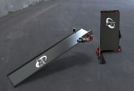 automatic ramp truck