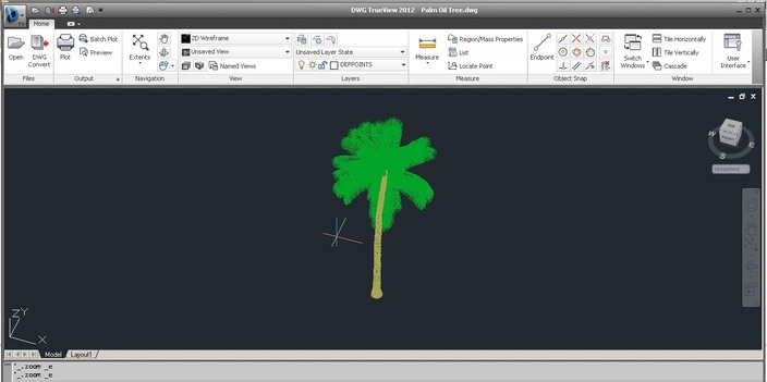 Palm Oil Tree Drawing Palm Oil Tree Drawing