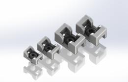 cable tie fixture (MISUMI)