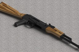 AK-47 Laminated Stock
