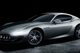 Maserati Alfieri - M165 Concept