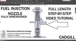 injector - Recent models | 3D CAD Model Collection | GrabCAD
