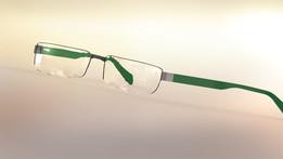 Half Rim Spectacles
