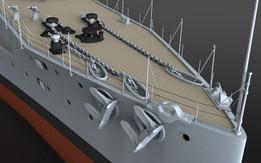 Battleship HMS Dreadnought - Update 2