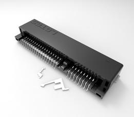 LOTES MINI-PCIE MSATA 4.0H 52P Connector