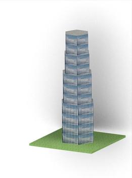 Hexagon Tower Design