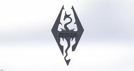 Skyrim Logo