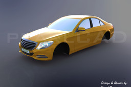 Mercedes Body (SClass2013)