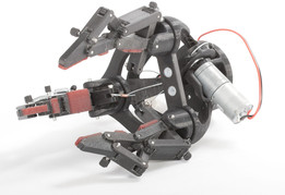 3D Printed Underactuated Hand