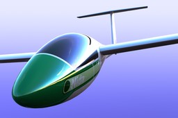 Glider LAK-11 Nida